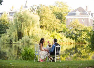 Erin & Jared, Romantic Wedding Amsterdam